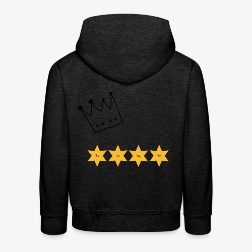 The Kings of Rugby (Kids) - Kids' Premium Hoodie