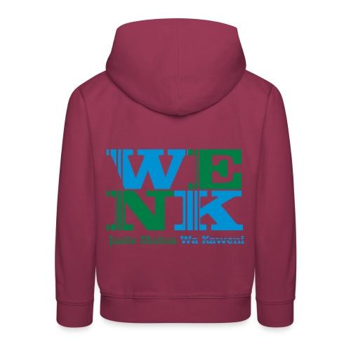 WENK - Pull à capuche Premium Enfant