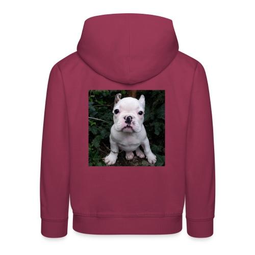 Billy Puppy 2 - Kinderen trui Premium met capuchon
