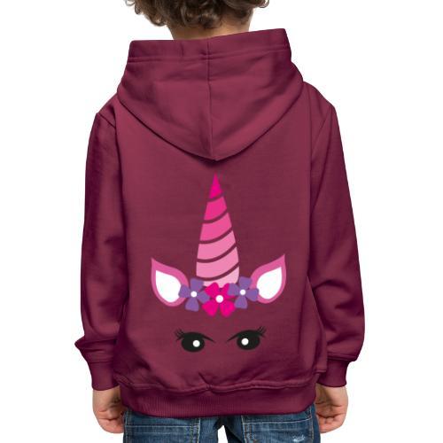 Einhorn - Kinder Premium Hoodie
