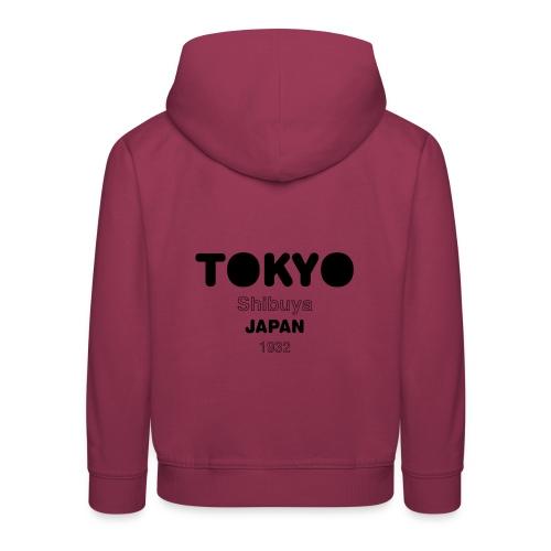 Tokyo JAPAN - Pull à capuche Premium Enfant