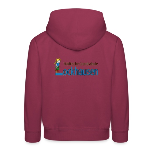logoGsLockhausen - Kinder Premium Hoodie