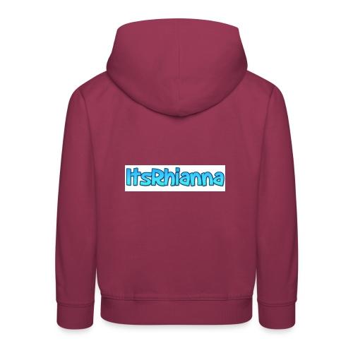Merch - Kids' Premium Hoodie