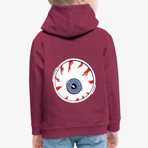 I keep an eye on you / Auge - Kinder Premium Hoodie