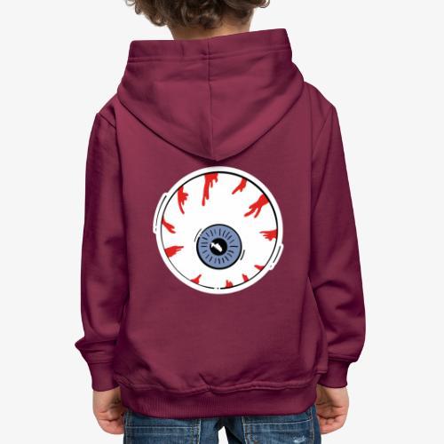 I keep an eye on you / Auge - Kinder Premium Hoodie