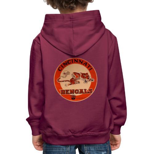 Cincinnati Bengals - Premium-Luvtröja barn