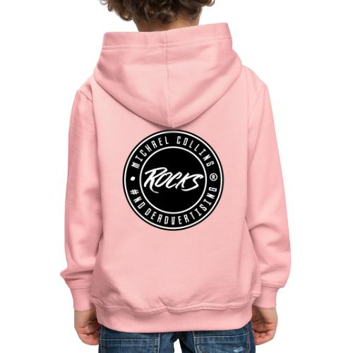 michaelcollins.rocks Logo Patch - Kinder Premium Hoodie