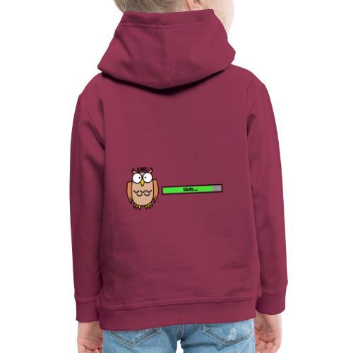 Uhu - Kinder Premium Hoodie