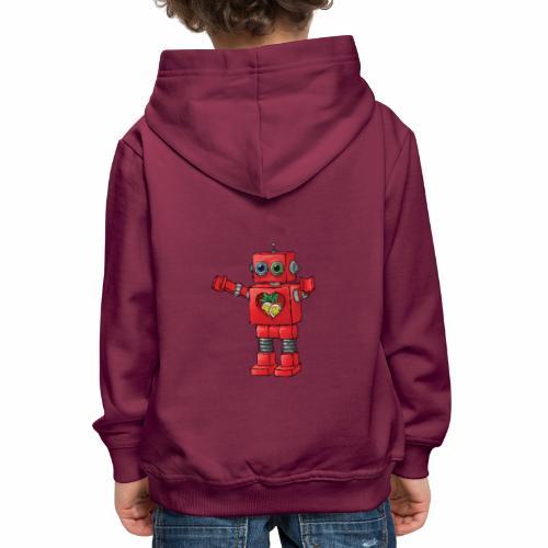 Brewski Red Robot IPA ™ - Kids' Premium Hoodie