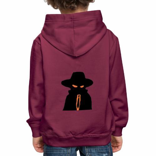 Brewski Herr Hemlig ™ - Kids' Premium Hoodie
