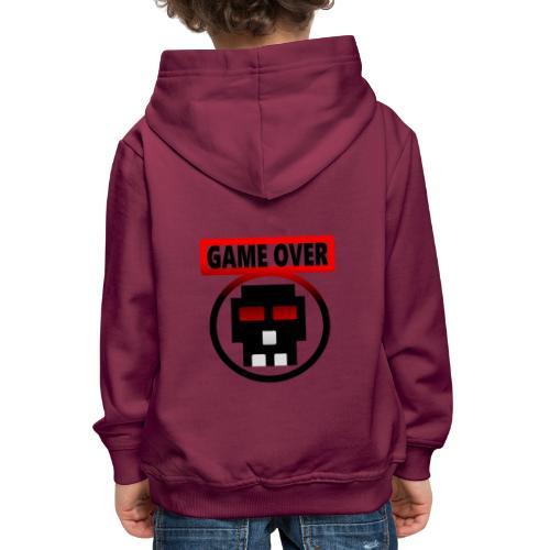 Game over - Kinder Premium Hoodie