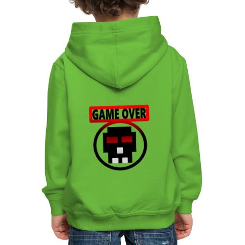 Game over - Kinder Premium Hoodie