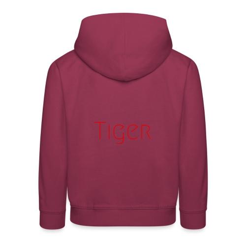 Tiger - Pull à capuche Premium Enfant
