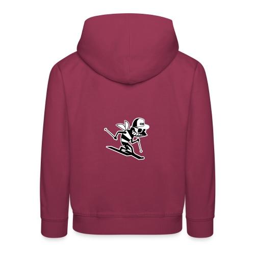tee shirt GPfat1 - Pull à capuche Premium Enfant