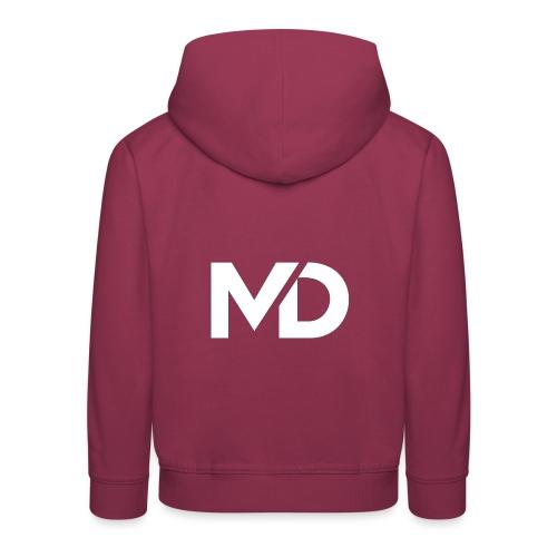 MD Clothing Official© - Pull à capuche Premium Enfant
