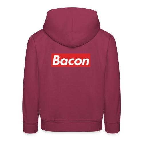 Bacon - Premium-Luvtröja barn