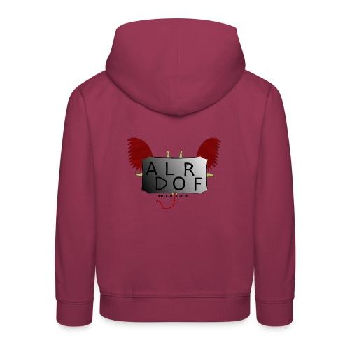 Adlorf - Bluza dziecięca z kapturem Premium