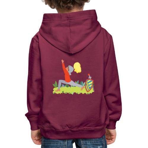 Der Ritter - Kinder Premium Hoodie