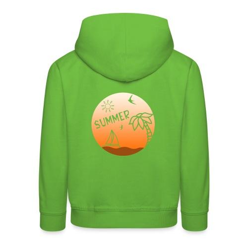 Summer - Lasten premium huppari