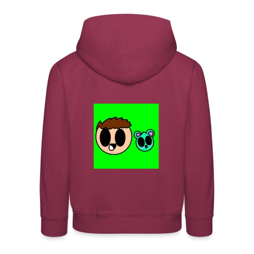 Zackary - Kids' Premium Hoodie