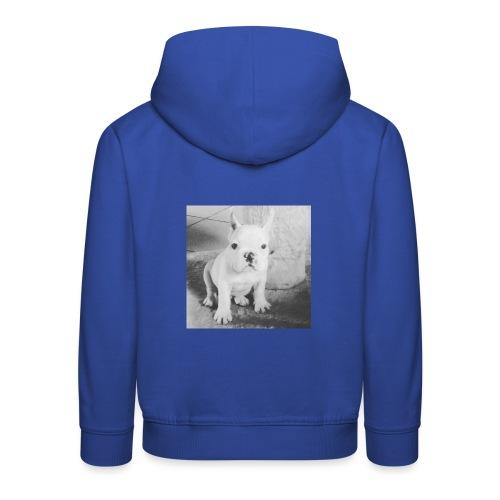 Billy Puppy - Kinderen trui Premium met capuchon