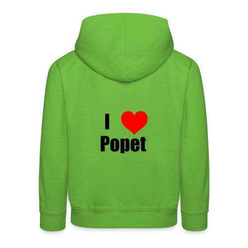 ILovePopet - Kids' Premium Hoodie
