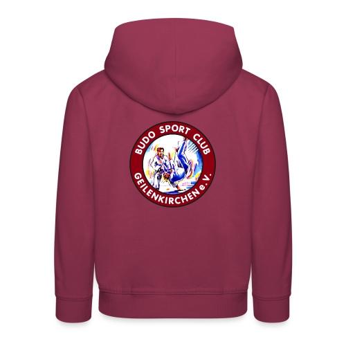 BSC Logo - Kinder Premium Hoodie