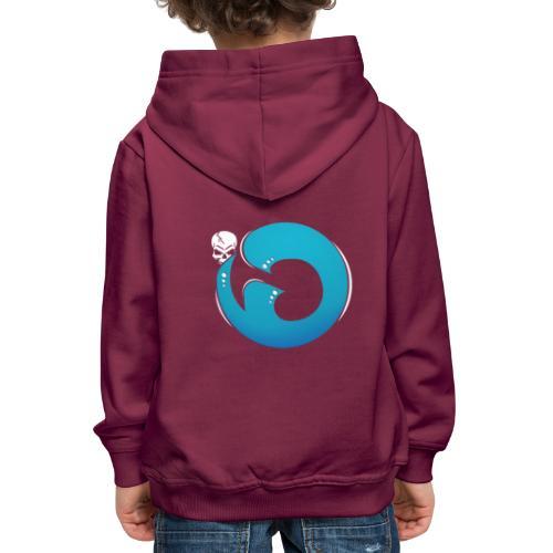 Logo iG | Team Esport - Pull à capuche Premium Enfant