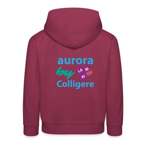 Aurora by Colligere - Premium Barne-hettegenser