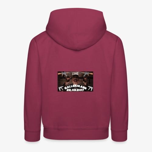 Album - Kinder Premium Hoodie