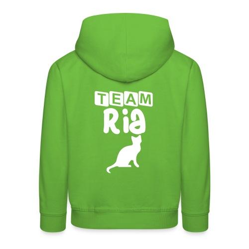 Team Ria - Kids' Premium Hoodie