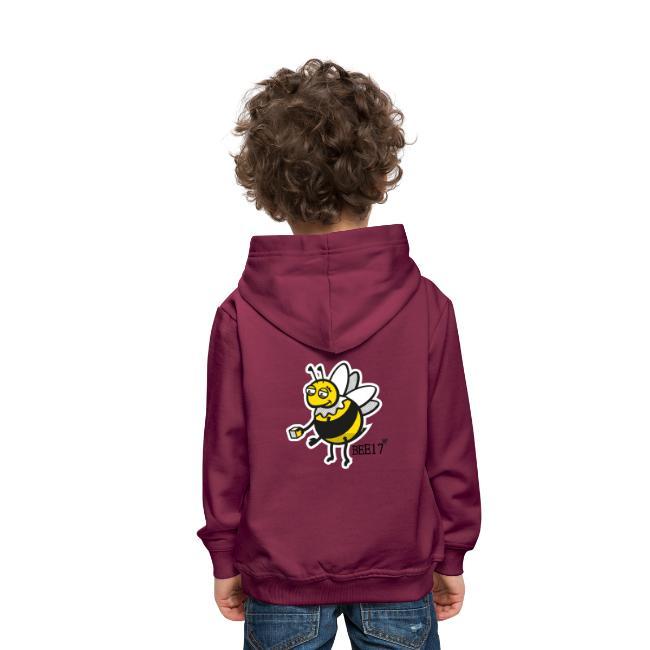 East End Bee | Kids Hoodie