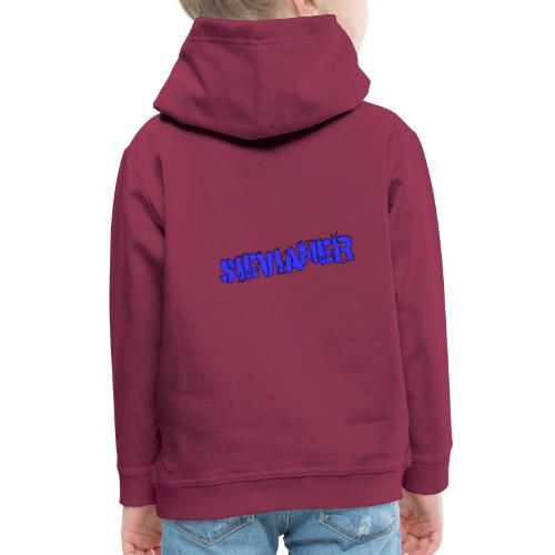 Sievianer - Schriftzug - Kinder Premium Hoodie