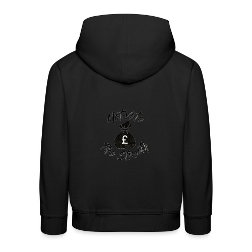Motivate The Streets - Kids' Premium Hoodie