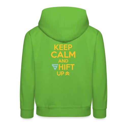 Shift UP ! - Pull à capuche Premium Enfant