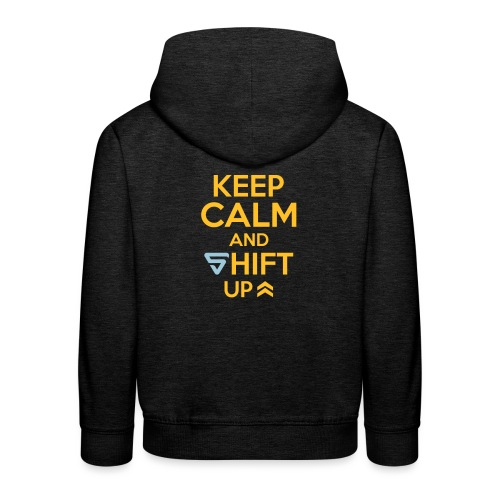Shift UP ! - Pull à capuche Premium Enfant