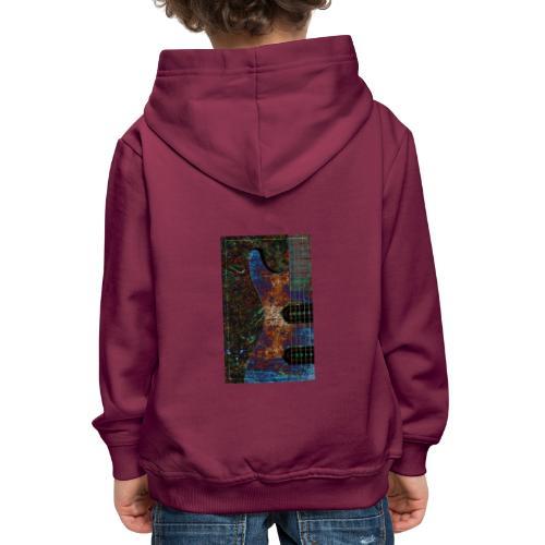 Music t-shirts - Kids' Premium Hoodie
