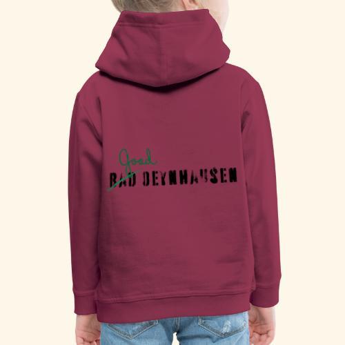 Good Oeynhausen - Kinder Premium Hoodie