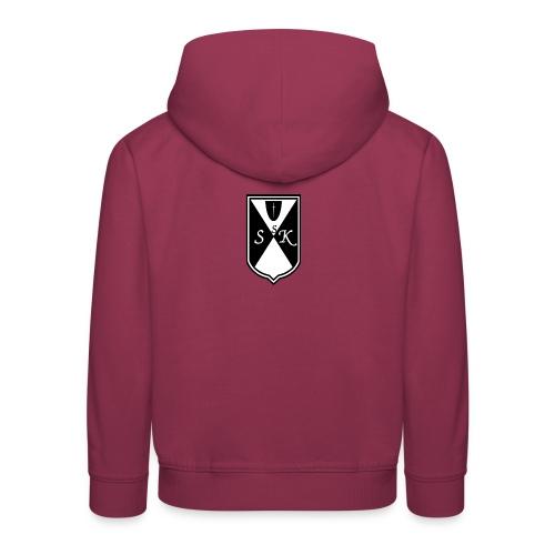 Logo Schwarz - Kinder Premium Hoodie