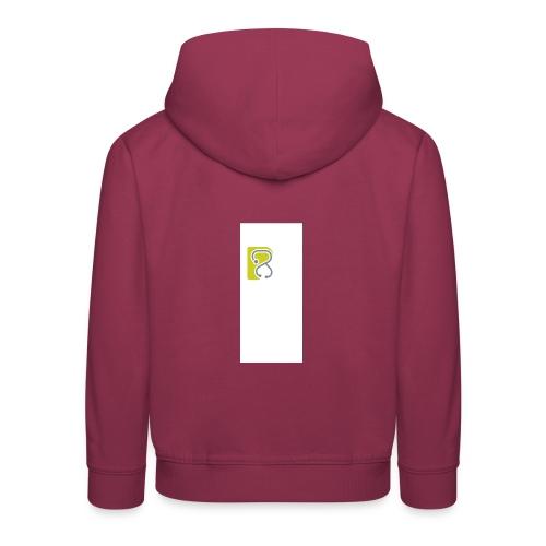 LogoTS - Kinder Premium Hoodie