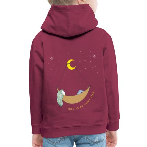 This is my Lucky Star - Kinder Premium Hoodie