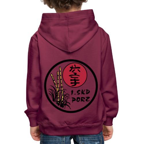 SVG logo 1 - Kinder Premium Hoodie
