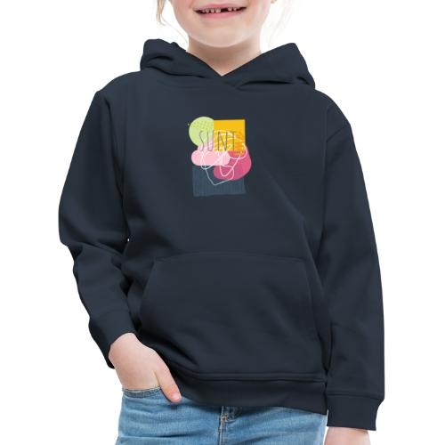 Suntime - Premium hættetrøje til børn
