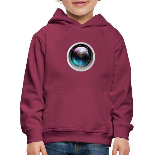 OBJECTIF 2 - Pull à capuche Premium Enfant