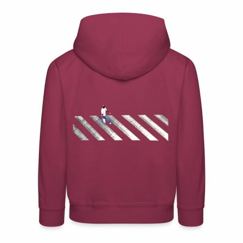 Stripes - Kids' Premium Hoodie