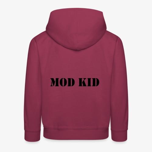 Mod kid - Kids' Premium Hoodie