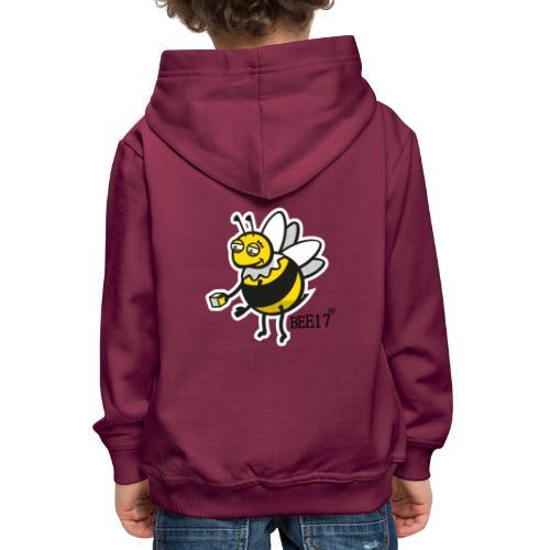 East End Bee | Kids Hoodie - Kids' Premium Hoodie