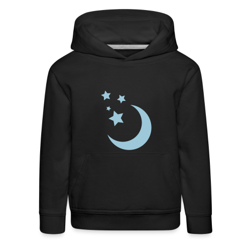 Stars and Moon - Kinder Premium Hoodie
