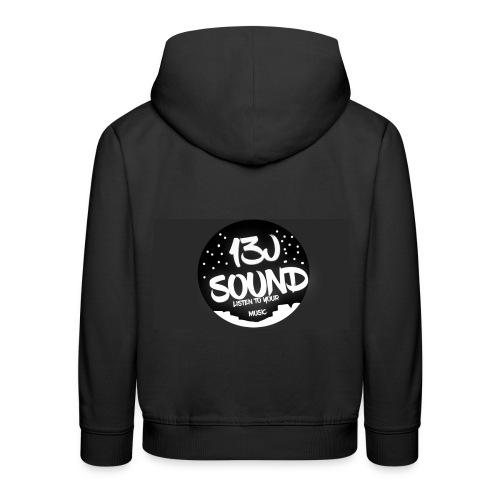 13J Sound hoodie - Kids' Premium Hoodie