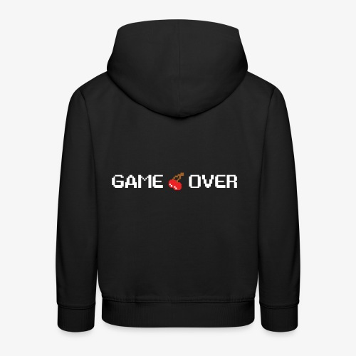 Game Over - Kids' Premium Hoodie